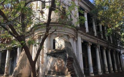 CCVA hints at the Neglect of a 100 years old HeritageBuildings